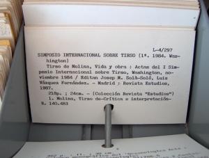 Ejemplo de fichas bibliográficas