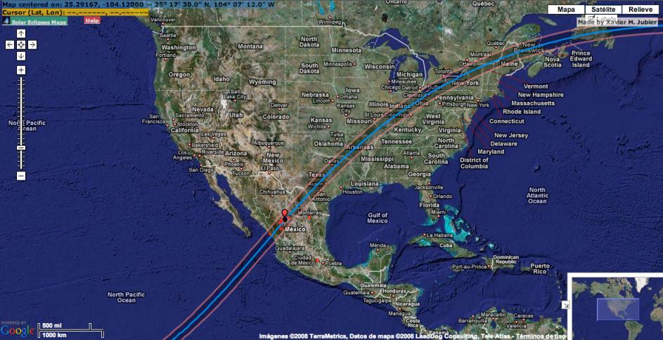 Resultado de imagen para el eclipse de cristobal colon