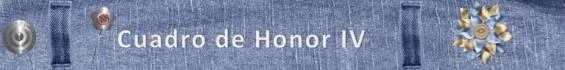 cuadro de honor